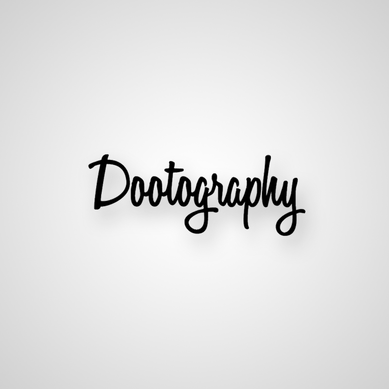 Dootography Wordmark